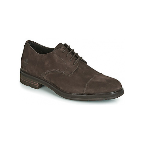 Timberland WINDBUCKS PT OX men's Casual Shoes in Brown