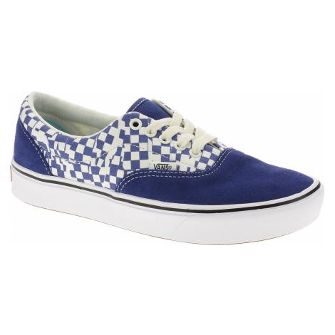 shoes Vans ComfyCush Era - Tear Check/True Blue/True White