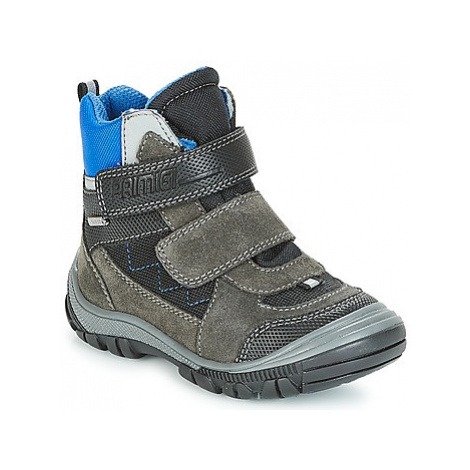 Primigi PNA 24355 GORE-TEX boys's Children's Snow boots in Grey