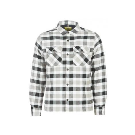 Aigle RUZUTO men's Long sleeved Shirt in Grey