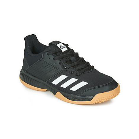 Adidas LIGRA 6 YOUTH girls's Children's Shoes (Trainers) in Black