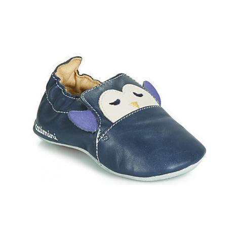 Catimini PINGOU boys's Children's Slippers in Blue