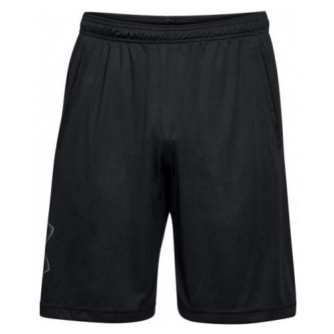 Under Armour TECH GRAPHIC SHORT black - Men's shorts