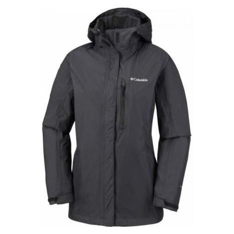 Columbia POURING ADVENTURE II JACKET W black - Women's outdoor jacket
