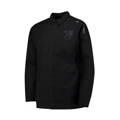 Russia ZNE Woven Anthem Jacket - Black Adidas