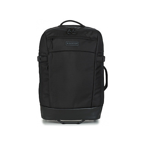 Burton MULTIPATH CARRY-ON TRAVEL BAG men's Soft Suitcase in Black