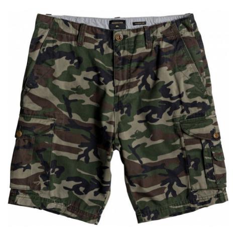 Quiksilver CRUCIAL BATTLE SHORT brown - Men's shorts