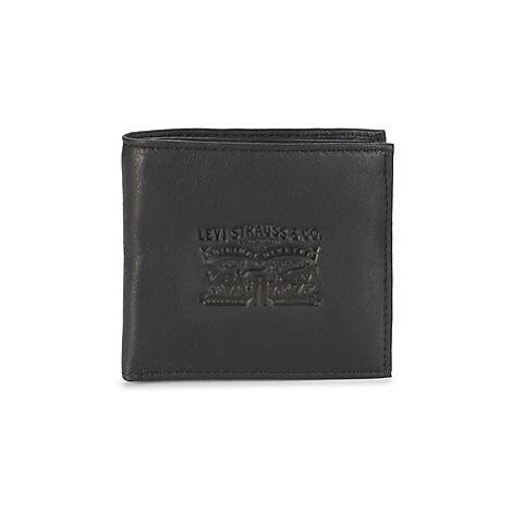 Levis JOHNSON men's Purse wallet in Black Levi´s