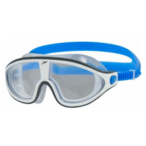 Speedo BIOFUSE RIFT V2 blue - Swimming mask