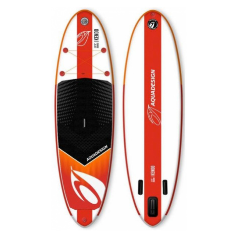AQUADESIGN KENDO red - Paddleboard