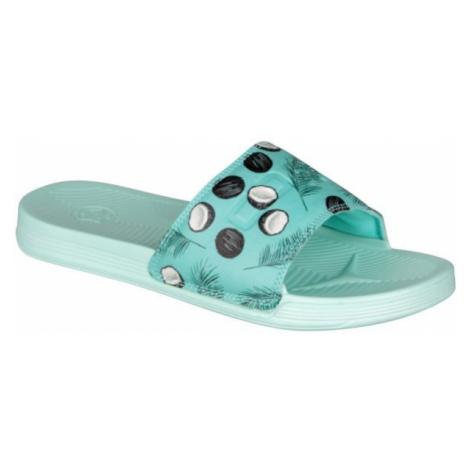 Coqui SANA light green - Women's sandals