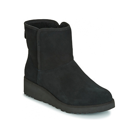 UGG KRISTIN women's Mid Boots in Black