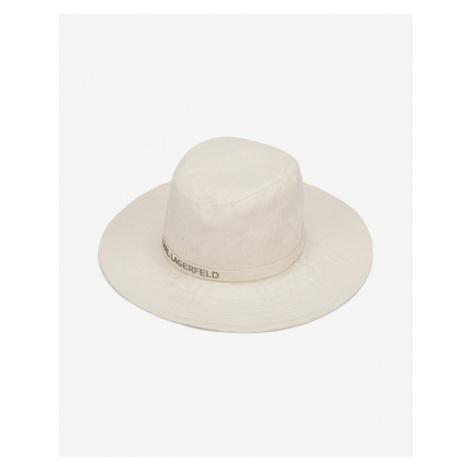 Karl Lagerfeld Hat White