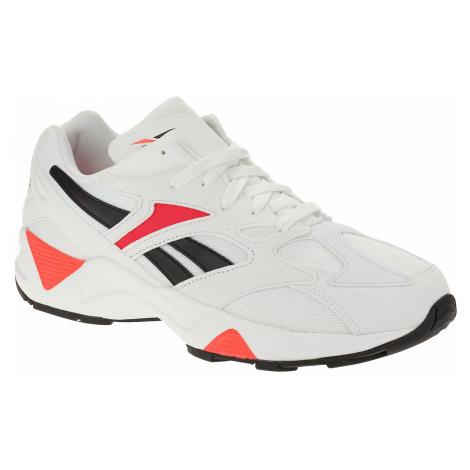 shoes Reebok Classic Aztrek 96 - White/Porcelain/Neon Red