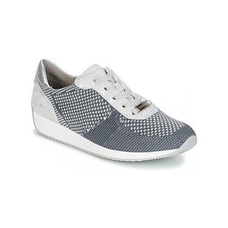 Ara FUSION women's Shoes (Trainers) in Silver