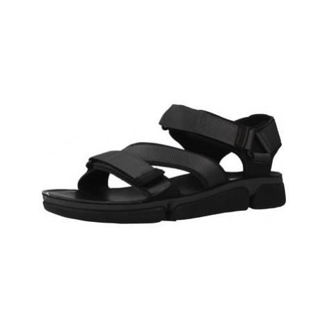 Clarks 26139566 men's Sandals in Grey