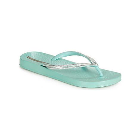 Ipanema MESH III women's Flip flops / Sandals (Shoes) in Blue