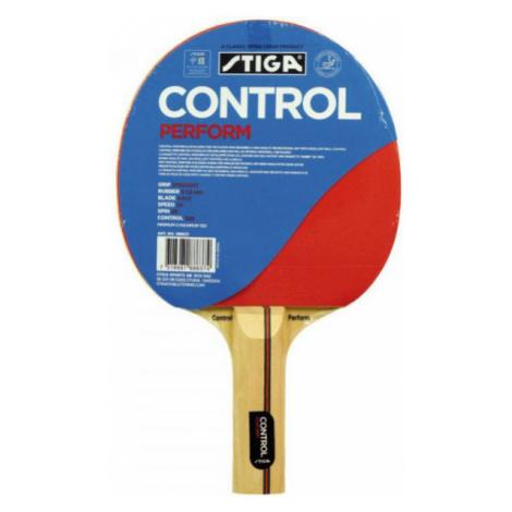Stiga CONTROL PERFORM red - Table tennis bat