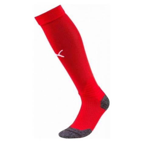 Puma TEAM LIGA SOCKS red - Men's football socks