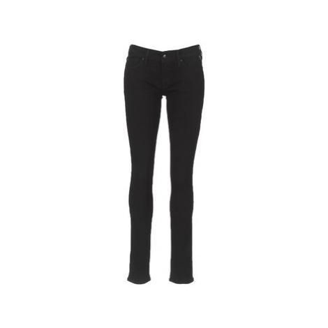 Replay LUZ women's Skinny Jeans in Black
