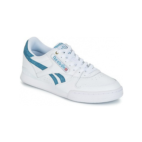 Reebok Classic PHASE 1 PRO MU women's Shoes (Trainers) in White