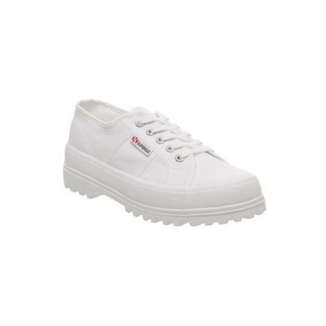 Superga 2555 WHITE MONO