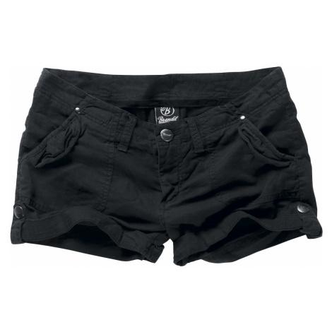 Brandit - Claire - Girls hotpants - black