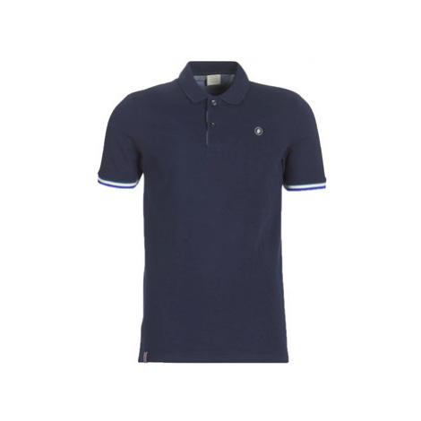 Jack Jones JORSTAN men's Polo shirt in Blue Jack & Jones