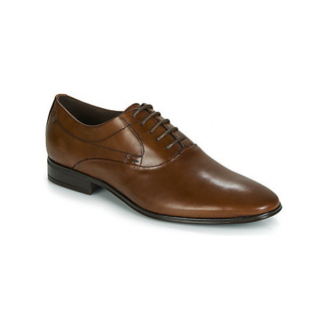 Carlington GYIOL men's Smart / Formal Shoes in Brown