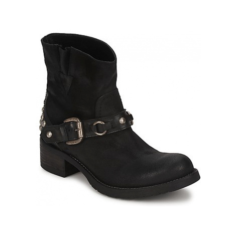 JFK LIPATO women's Mid Boots in Black