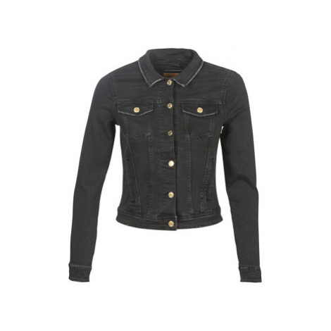 Only ONLTIA women's Denim jacket in Black