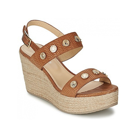 Alberto Gozzi IRIS women's Sandals in Brown