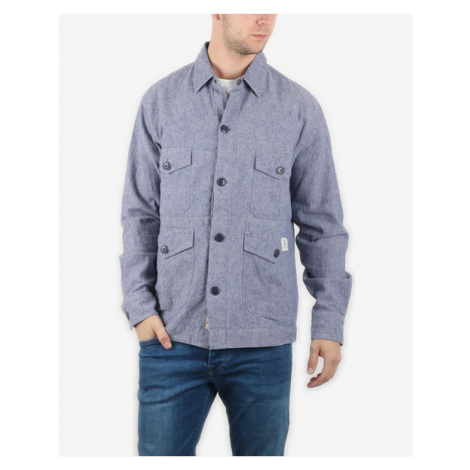 Pepe Jeans Maidstone Shirt Blue Grey