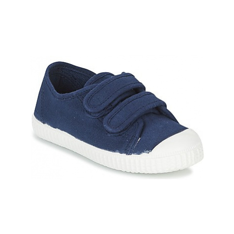 Chipie JOTEN girls's Children's Shoes (Trainers) in Blue