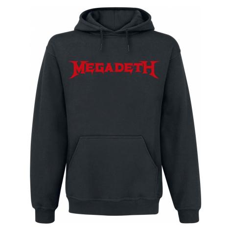 Megadeth - Unhinged - Hooded sweatshirt - black