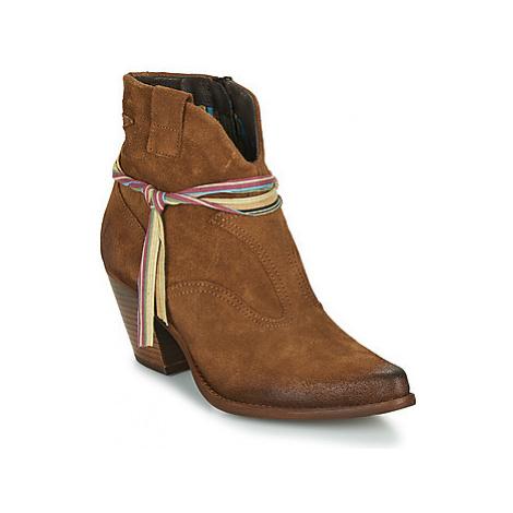 Felmini CERO women's Low Ankle Boots in Brown