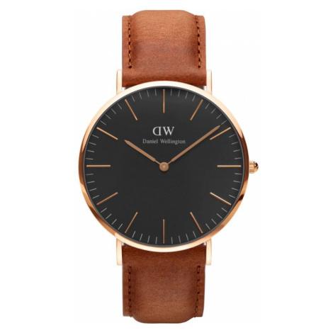 Unisex Daniel Wellington Classic Black Durham Watch 40mm Watch