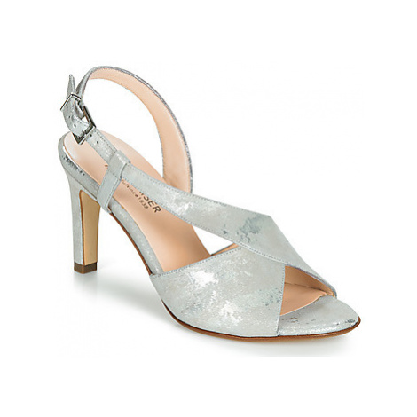 Peter Kaiser OPRAH women's Sandals in Silver