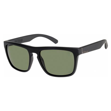 glasses Quiksilver The Ferris Polarized - XKGG/Matte Black/Green Polarized - men´s