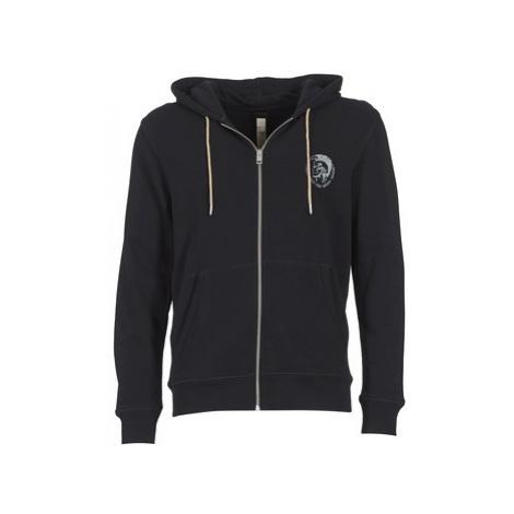 Diesel BRANDON men's Sweatshirt in Black