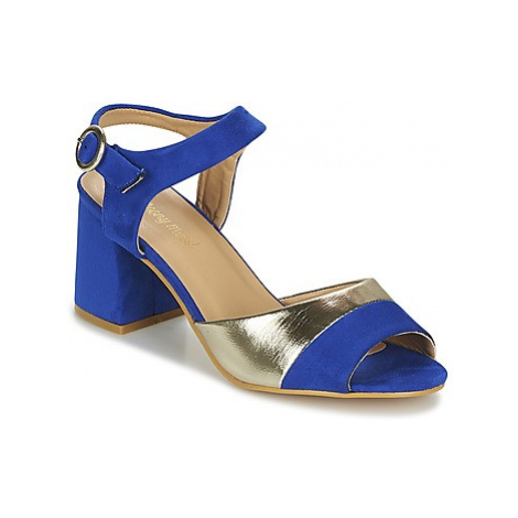 Moony Mood INDRETTE women's Sandals in Blue