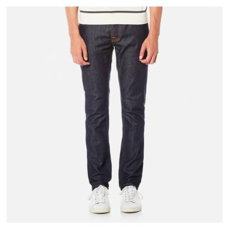 Nudie Jeans Men's Grim Tim Slim Jeans - Dry Open Navy Nudie Jeans Co