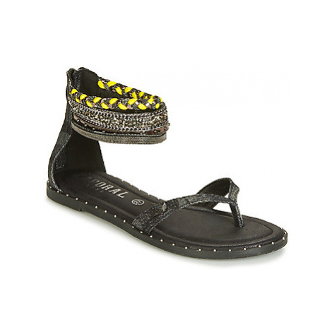 Kaporal THYLIA women's Sandals in Black