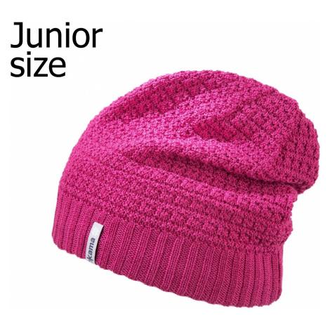 cap Kama B77 - Pink - unisex junior