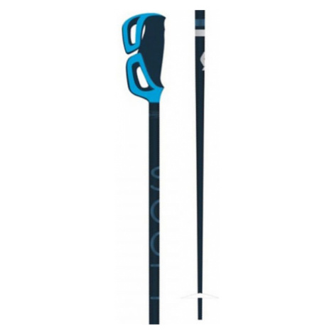 Scott STRAPLESS S blue - Women's ski poles
