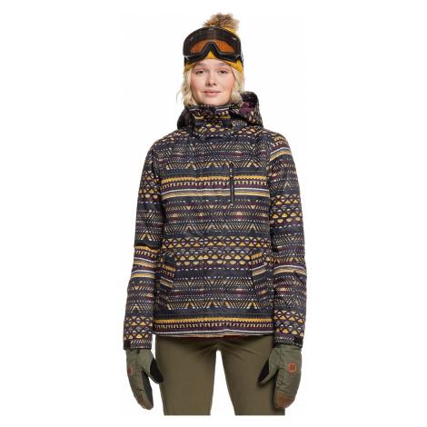 jacket Roxy Jetty - KVJ9/True Black New Geometric - women´s