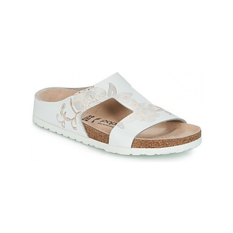 Papillio CHARLIZE women's Mules / Casual Shoes in White