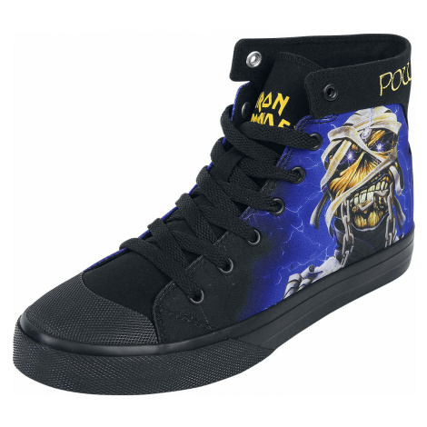 Iron Maiden - EMP Signature Collection - Sneakers - multicolour