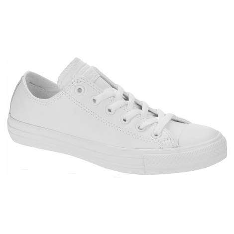 shoes Converse Chuck Taylor All Star Leather OX - 136823/White