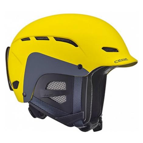 Cebe DUSK JR yellow - Kids' ski helmet